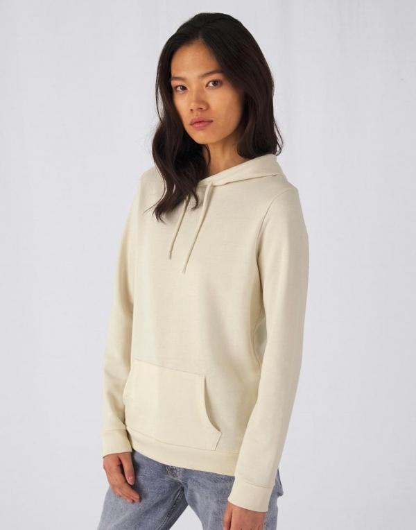 Ella Basic Hooded Sweatshirt