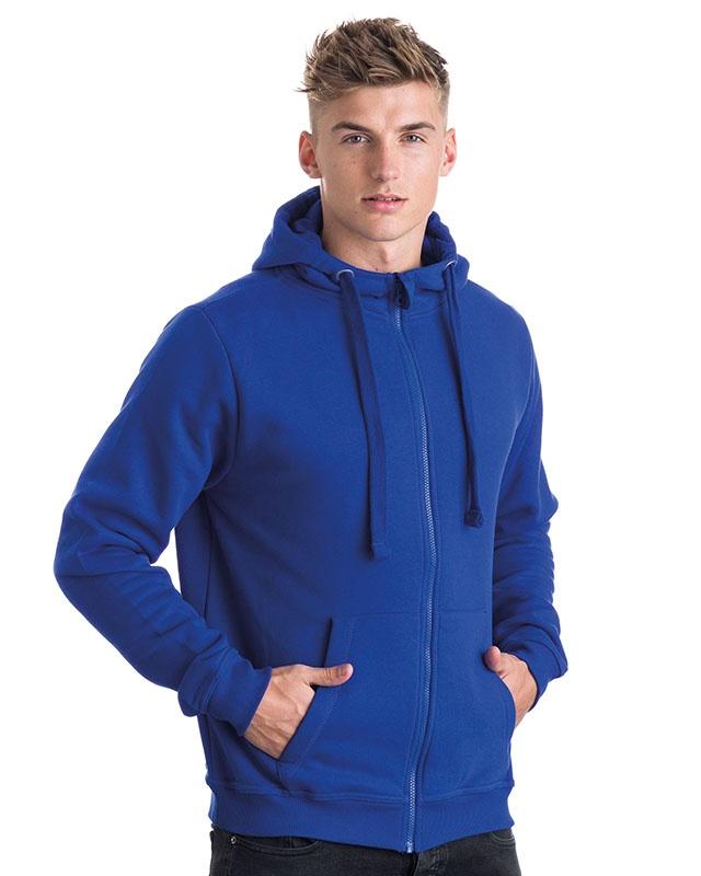 Sydney Heavy Zip Hooded Sweatshirt
