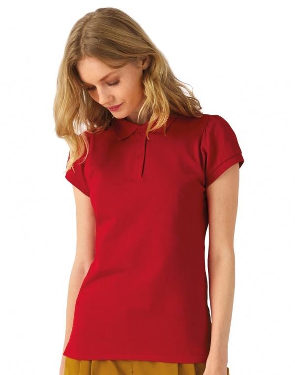 Mila Bio-Piqué Poloshirt