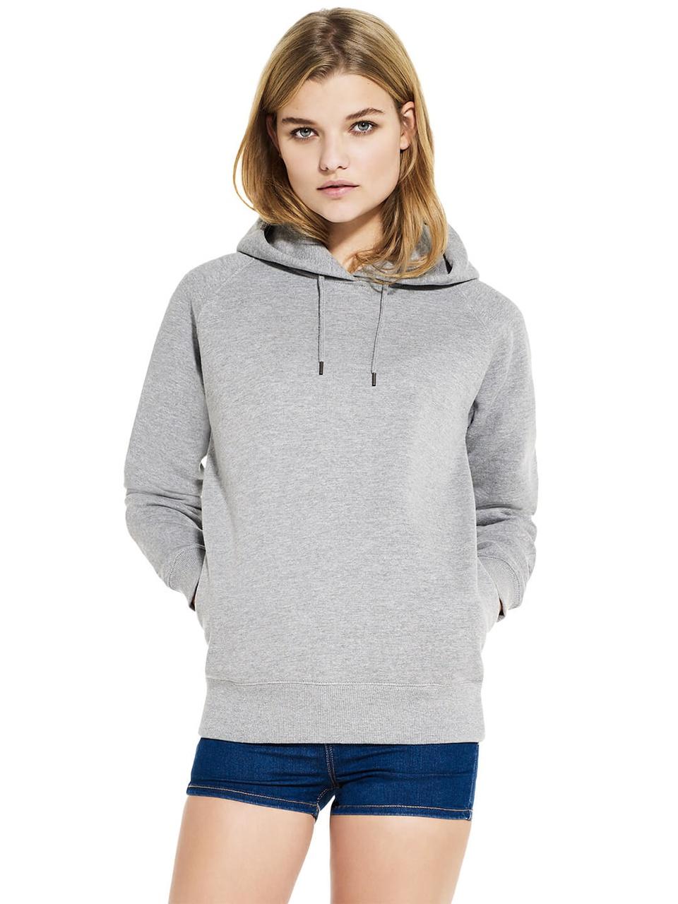 Damen Style Hooded Sweatshirt
