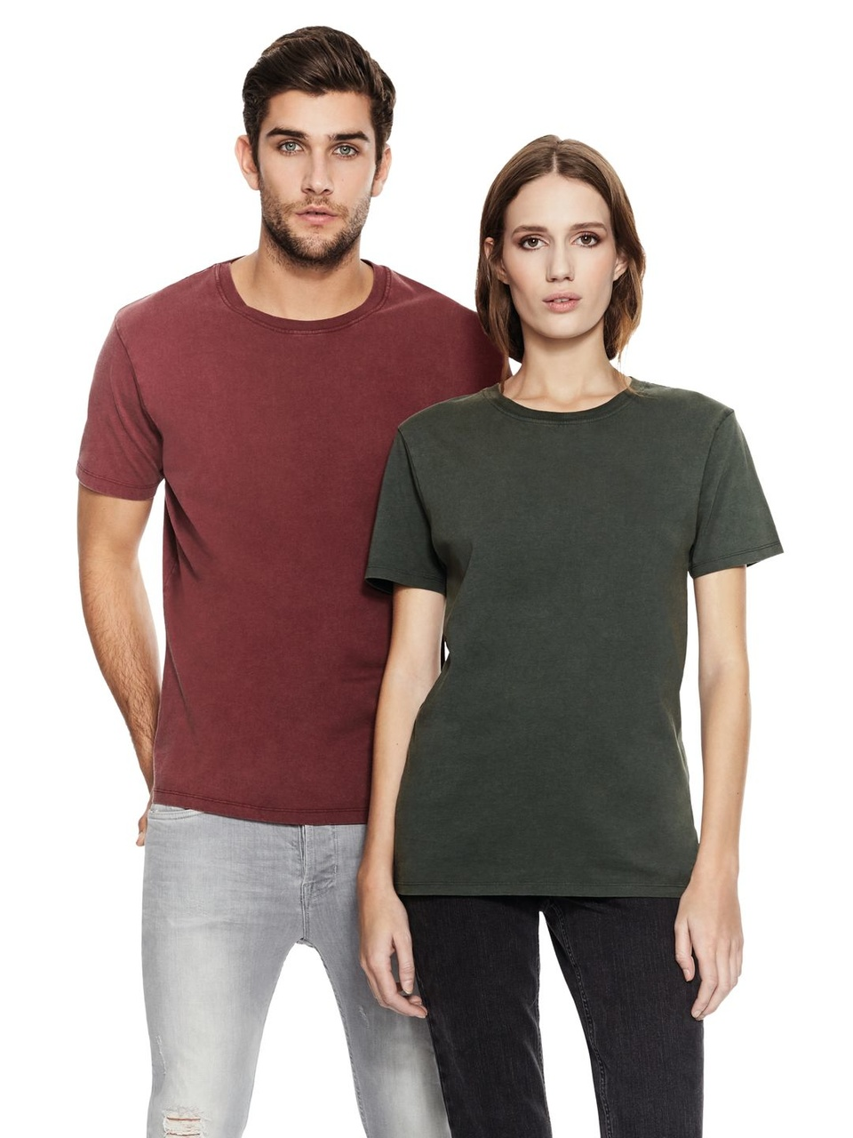 Unisex Organic Style T-Shirt