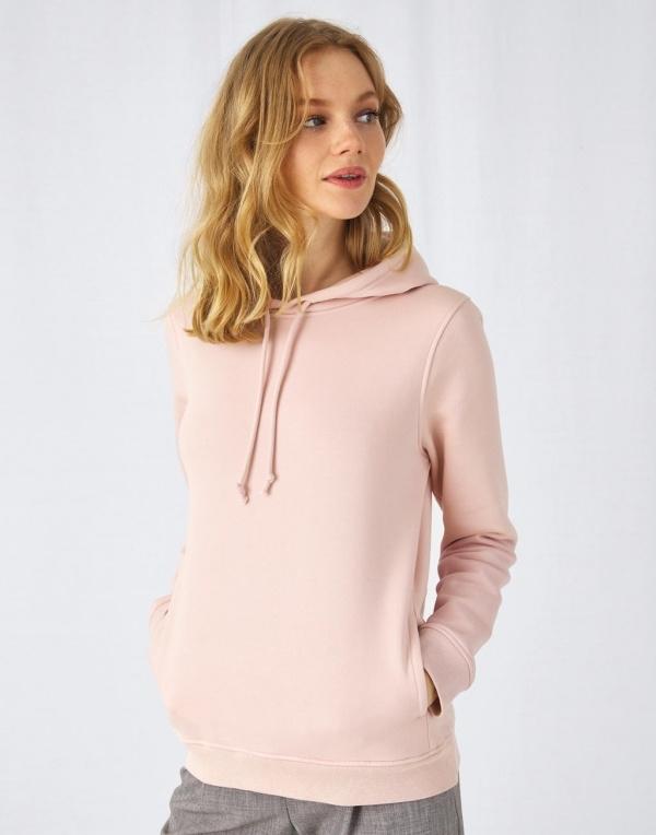 Luisa Organic Hooded Sweatshirt